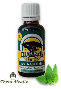 Anti Asthma Herbal Remedy