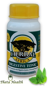 Herbal Remedy for Digestive Problems