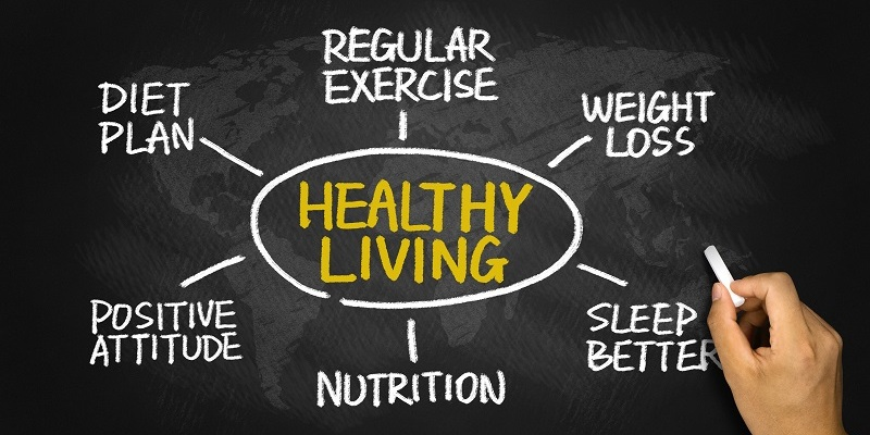 How to Live A Healthy Lifestyle and Prevent Diseases
