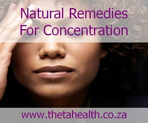 Natural Remedies for Concentration