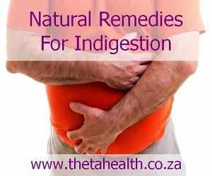 Natural Remedies for Indigestion