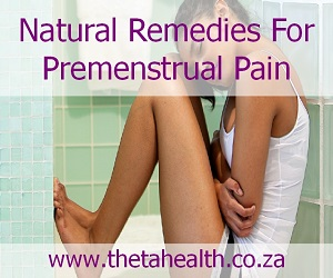 Natural Remedies for Premenstrual Pain